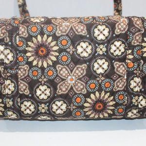 Vera Bradley Bags - Vera Bradley Large Tote Overnite Bag 22 x 12